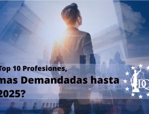 Top 10 Profesiones mas Demandadas hasta 2025 | Doctrina Qualitas